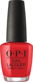 OPI Lacquer - #HRJ10 - MY WISH LIST IS YOU - Love XOXO Collection .5 oz