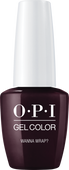 OPI GelColor - Holiday Love  -  Wanna Wrap? - #HPJ06