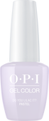OPI GelColor - #GC102A - PASTEL DO YOU LILAC IT? .5oz