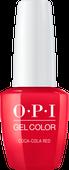 OPI GelColor - #GCC13A - COCA-COLA RED .5oz