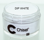 20% Off Chisel 2in1 Acrylic & Dipping 2 oz - Pink & White - DIP WHITE