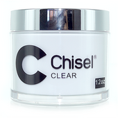 20% Off Chisel 2in1 Acrylic & Dipping Refill 12 oz - CLEAR