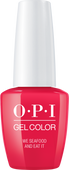 OPI GelColor - #GCL20 - We Seafood and Eat It - Lisbon Collection .5 oz