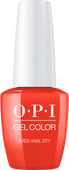 OPI GelColor - #GCL22 - A Red-vival City - Lisbon Collection .5 oz