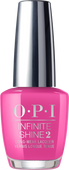 OPI Infinite Shine - #ISLL19 - No Turning Back From Pink Street - Lisbon Collection