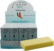 Feet First Buffing Pad - Box of 24 pieces