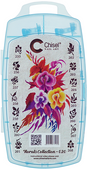 20% Off Chisel 3D Stamp - #020 Floral Collection