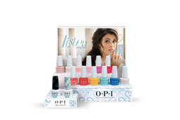 OPI Gelcolor - Lisbon - 14PC Display(12 Colors + Base +Top) - GC752