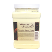 Keyano Manicure & Pedicure, Chocolate Butter Cream 64oz
