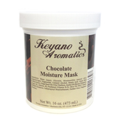 Keyano Manicure & Pedicure, Chocolate Moisture Mask 16oz