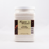 Keyano Manicure & Pedicure, Chocolate Mineral Bath 64oz