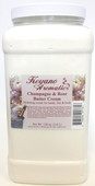 Keyano Manicure & Pedicure, Champagne & Rose Butter Cream Gallon