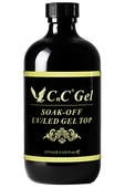 CnC Soak-Off Gel Top 8 oz