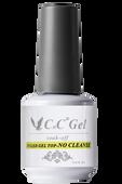 CnC Soak-Off Gel Top No Cleanse 0.5 oz