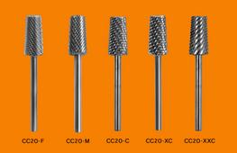Medicool Carbide Bit - CC20 Large Barrel Two Way Cut