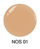 SNS Powder Color 1 oz - #NOS01 Fake Bake