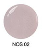SNS Powder Color 1 oz - #NOS02 Lazy Lilac