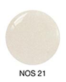 SNS Powder Color 1 oz - #NOS21 Trendy Grey