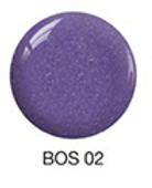 SNS Powder Color 1 oz - #BOS02 Violet Femme