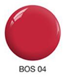 SNS Powder Color 1 oz - #BOS04 Crimson Ribbon