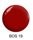 SNS Powder Color 1 oz - #BOS19 Twilight Red