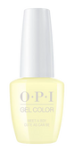 OPI GelColor - #GCG42 Meet a Boy Cute As Can Be - Grease Collection .5 oz