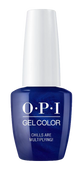 OPI GelColor - #GCG46 Chills Are Multiplying! - Grease Collection .5 oz