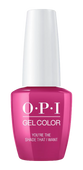 OPI GelColor - #GCG50 You're the Shade That I Want - Grease Collection .5 oz