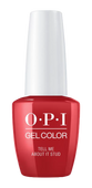 OPI GelColor - #GCG51 Tell Me About It Stud - Grease Collection .5 oz