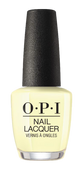 OPI Lacquer - #NLG42 - MEET A BOY CUTE AS CAN BE - Grease Collection .5 oz