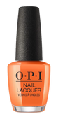 OPI Lacquer - #NLG43 - SUMMER LOVIN' HAVING A BLAST! - Grease Collection .5 oz