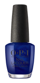 OPI Lacquer - #NLG46 - CHILLS ARE MULTIPLYING! - Grease Collection .5 oz