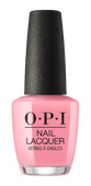 OPI Lacquer - #NLG48 - PINK LADIES RULE THE SCHOOL - Grease Collection .5 oz