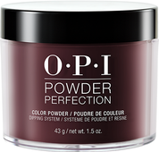 OPI Dipping Color Powders - #DPI43 Black Cherry Chutney 1.5 oz