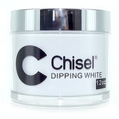 10% Off Chisel 2in1 Acrylic & Dipping Refill 12 oz - DIPPING WHITE