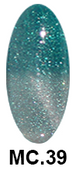 NICo Cateye 3D Gel Polish 0.5 oz - MOOD CHANGING - Color #MC.39