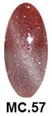 Cateye 3D Gel Polish - MOOD CHANGING - .5oz - Color #MC.57