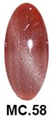 Cateye 3D Gel Polish - MOOD CHANGING - .5oz - Color #MC.58
