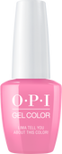 OPI GelColor - #GCP30 Lima Tell You About This Color! - Peru Collection .5 oz