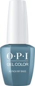 OPI GelColor - #GCP33 Alpaca My Bags - Peru Collection .5 oz