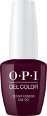 OPI GelColor - #GCP41 Yes My Condor Can-Do! - Peru Collection .5 oz