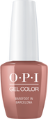 OPI GelColor - #GCE41 Barefoot in Barcelona .5 oz