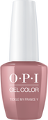 OPI GelColor - #GCF16 Tickle My Francey .5 oz