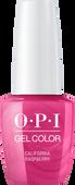 OPI GelColor - #GCL54 California Raspberry .5 oz