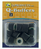 Q-Buffers - #2 Smooth (20 per pack)