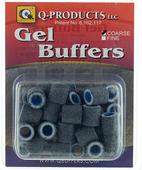 Q-Products Gel Mini Buffers Coarse (40 per pack)