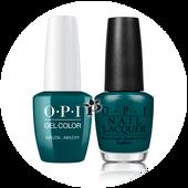 OPI Duo - GCA64A + NL A64 - AMAZON...AMAZOFF .5 oz