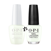 OPI Duo - GC G41 + NLG41 - DON'T CRY OVER SPILLED MILKSHAKES .5 oz