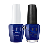 OPI Duo - GC G46 + NLG46 - CHILLS ARE MULTIPLYING! .5 oz