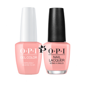 OPI Duo - GC G49 + NLG49 - HOPELESSLY DEVOTED TO OPI .5 oz